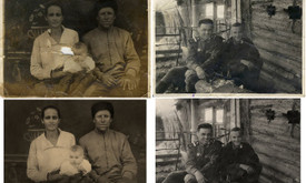 Nuotraukų restauravimas / Реставрация фотографий
