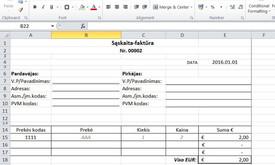 Microsoft Office Excel specialistas