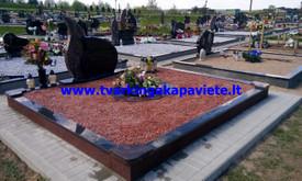 Kapų tvarkymas, įrengimas, atnaujinimas, paminklų gamyba