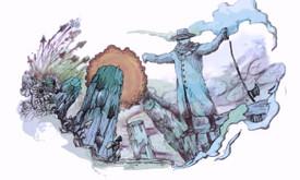 Jonas Kupė- animacija