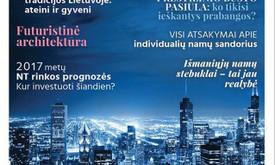 Teksto redaguotoja Vilniuje
