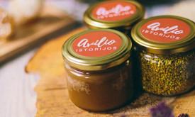 Avilio istorijos - ekologiškas medus