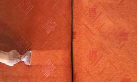 Minkštų baldų valymas Panevėžyje