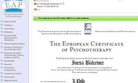 Psichologė-psichoterapeutė