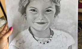Dailininkė - Portretai iš nuotrauku