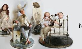 Interjerinės lėlės