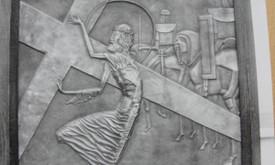 Skulptorius, dailininkų sąjungos narys