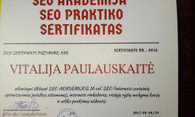 Vitalija Paulauskaitė