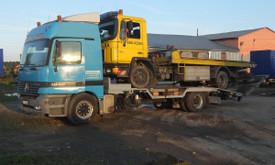 Krovinių gabenimas tech. pagalba iki 9t