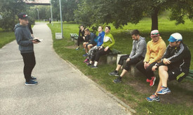 Bėgimo treneris