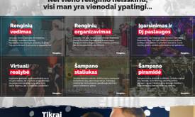 WEB / GRAFIKOS dizaineris