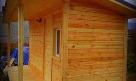 Mediena, medienos gaminiai ir pirtys.