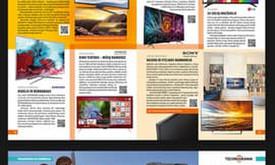 Knygų, žurnalų, lankstinuku dizainas ir maketavimas