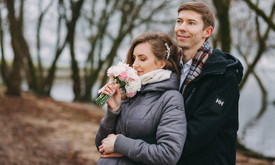 Vestuvių bei portreto fotografija