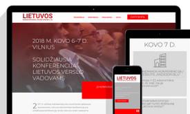 Interneto svetainių kūrimas Vilniuje