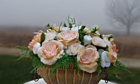 Floristo paslaugos, puokštės ir dekoracijos