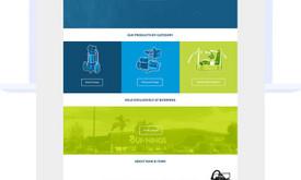 Svetainių kūrimas, dizaino paslaugos