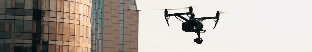 Video Produkcija, filmavimas kameromis ir dronais