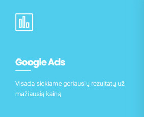 Google Ads, Facebook Ads Kūrimas ir Optimizavimas