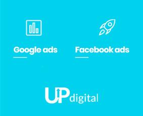 Google Ads, Facebook Ads Kūrimas ir Optimizavimas / UPdigital - Skaitmeninės Rinkodaros Agentūra / Darbų pavyzdys ID 1137593