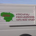 Aivaras Satkūnas Krovinių pervežimas visoje Lietuvoje ir ne tik.