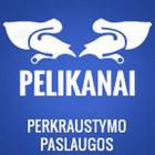 MB Pelikanai Perkraustymo, transporto, krovėjų ir sandėliavimo paslaugos.
