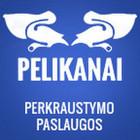 Pelikanai Pelikanai-transporto, perkraustymo ir sandėliavimo paslaugos
