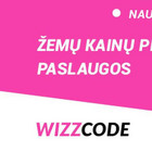 WIZZCODE WIZZCODE - žemų kainų programavimo paslaugos