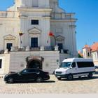 Algimantas Keleivinių baltų Mercedes Sprinter mikroautobusų nuoma