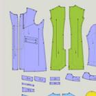 Aušrinė drabužių konstravimas, siuvimas