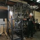 Linas Metalo gaminiai, konstrukcijos, dekoracijos, skulptūros.