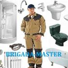 Vandentiekis - šildymas - ventiliacija - rekuperacija /Brigada-Master®/