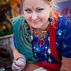 Alesandra Gaušienė Tatuiruotės, tatuiruočių salonas