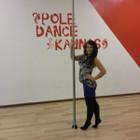 Neringa As Poledance Kaunas studija, šokiai