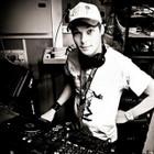 Juozas Čybas DJ su garso, bei apšvietimo įranga