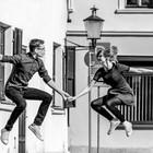 Justinas Norkus Šokiai, šokių pamokos