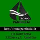 Romas Pabarška RomoPaminklai