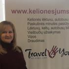 Irma Zutkevičienė Turizmo paslaugos