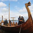 BalticVikings Vikingų laivas Vandens turizmas Vilniuje