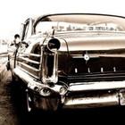 Amerikietiškas Auto Amerikietiškas 1958-ųjų Oldsmobile Super88
