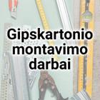 Gipskartonio Sistemos