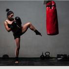 MuayThai Trenerė Individualios MuayThai bei savigynos treniruotės moterims