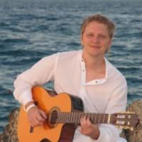 Profesionalūs gitararistai - jūsų šventėse.