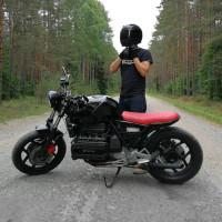 Dėl motociklo