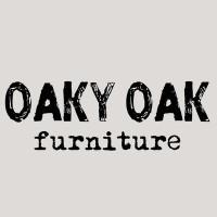 oaky oak Išskirtiniai, vienetiniai ąžuolo baldai