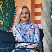 Živilė Kasparavičiūtė Tekstų kūrėja Lt/en