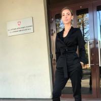 Psichologė Kristina Černiauskaitė-Lohynovych