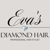 Eva's diamond hair
