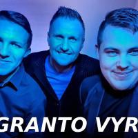 Linksmų muzikantų grupė -Granto Vyrai, Rugiag