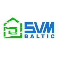 SVM BALTIC Karkasiniai-skydiniai namai